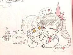 Bam x Yuri
