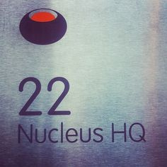 Nucleus HQ - where the magic happens
