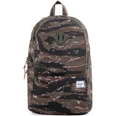Herschel Nelson Poly Backpack (Tiger Camo) $64.95