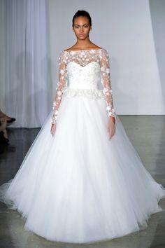 Marchesa FW13 Dress
