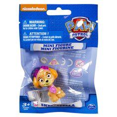 Nickelodeon Paw Patrol Mini Skye Figure! Great Cake Topper! Fun to Collect! NIP #Nickelodeon