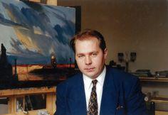 Сегодня я покажу работы современного художника, народного художника РФ, академика и профессора, полотна которого восхищают... Виктор Шилов