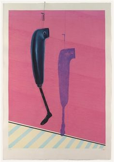 Henriette by Louise Bourgeois 1998