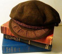 c6823fe98c6 Vintage Greek Fisherman s Hat
