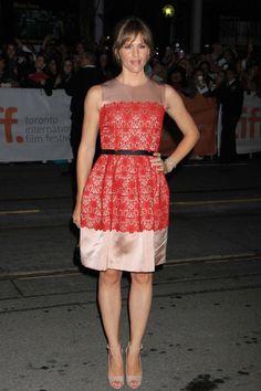 Festival Internacional de Cine de Toronto |Jennifer Garner de Dolce & Gabbana