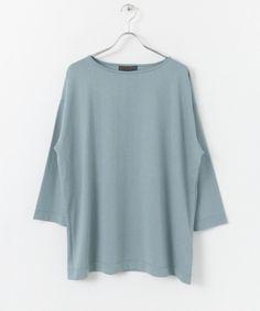ボートネックTシャツ(7分袖) - URBAN RESEARCH ONLINE STORE