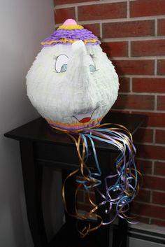 Mrs. Potts Piñata