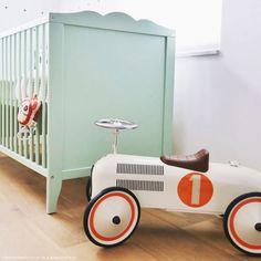 Babykamer vos | Kinderkamerstylist