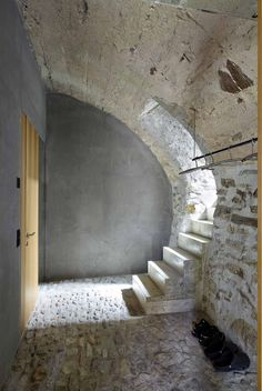 Galeria - Transformação de uma casa de pedra em Scaiano / Wespi de Meuron Romeo architects - 7