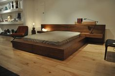 De Stijl Bed by Jorge L. Cruzata for Siglo Moderno 2