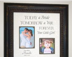 Celebrating the Special Moments in Your LIfe by PhotoFrameOriginals Wedding Gift for Parents of the Bride, Father of the Bride Wedding Gift for Dad from Daughter Thank You Gift For Parents, Wedding Gifts For Parents, Wedding Thank You Gifts, Gifts For Wedding Party, Gifts For Dad, Mother Of The Groom Gifts, Bride And Groom Gifts, Father Of The Bride, Mother Gifts