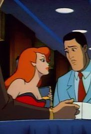 Batman The Animated Series Poison Ivy Kiss. When Harvey Dent is poisoned with derivative from an extinct flower, Batman must hunt down the assailant who has the antidote, the villainous plant fanatic Poison Ivy.