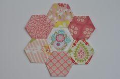 Stitchy Hexagons