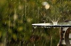 """Day 19: summer rain ♡  #ancheilcielopiange #finedelmondiale """"tenera pioggia scendi, dissetaci, lava via i peccati di cittá"""" #clandestino"""