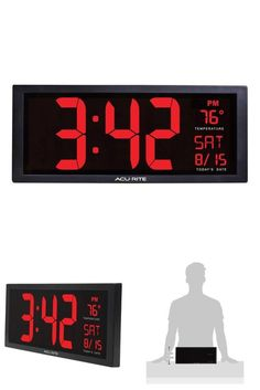 Precise 2 Patterns Multi-function Digital Mirror Electronic Led Alarm Clock Snooze Large Display Night Lights Desk Clocks Despertador To Win A High Admiration And Is Widely Trusted At Home And Abroad. Alarm Clocks