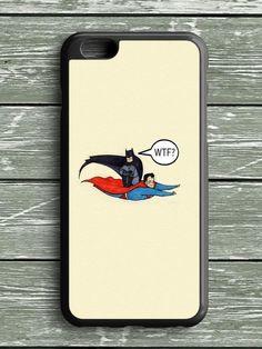 Batman Superman iPhone 6S Plus Case