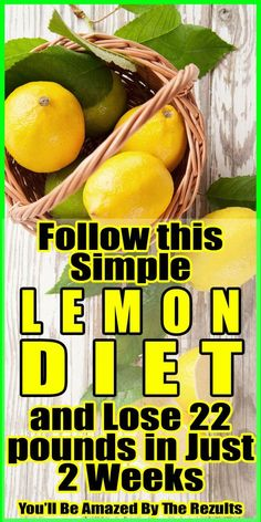 Simple Lemon DIET and Lose 22 lbs in Just 14 Days (You'll be Amazed by the Results! Healthy Detox, Healthy Drinks, Healthy Tips, Healthy Habits, Healthy Recipes, Weight Loss Drinks, Healthy Weight Loss, Full Body Detox, Body Cleanse