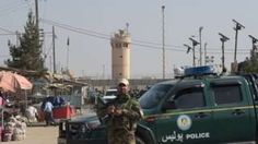 Bagram blast: Suicide bomber kills four at Afghan US base