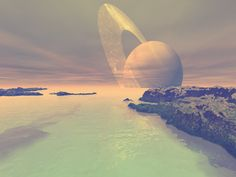 Titan one of Saturns moons is unique in that its the only known body other than Earth that has liquid lakes and seas on the surface, and US space agency NASA wants to send a sub to investigate.