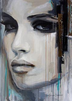 """Saatchi Art Artist Hesther Van Doornum; Painting, """"Intimate SOLD on Saatchi Online"""" #art"""