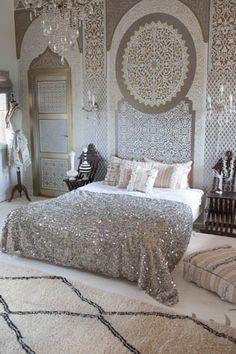 Moroccan interior inspiration