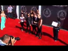 5 seconds of Summer MTV Video Music Awards 2014 - Red Carpet