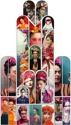 Inspirations Frida