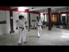 Shorin Ryu Seibukan Karate kumite training - http://karatehq.net/shorin-ryu-seibukan-karate-kumite-training/