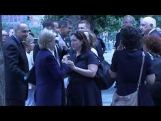 Mysterious Woman Pictured By Hillary Clinton's Side Sparks Conspiracy Th...Published on Sep 13, 2016 It's the latest mystery surrounding Hillary Clinton's shocking collapse. Who is the woman who never left the Democratic presidential candidate's side? Conspiracy theories are running wild on social media. There's speculation the woman is Hillary's personal physician, Dr. Lisa Bardack. But the Clinton Campaign is shooting down the fevered stories, telling Inside Edition that the woman is a…