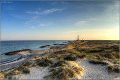 The old Lighthouse in Skagen, Denmark