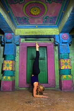Beautiful yoga, The Beauty of Yoga, arm balance, inversion
