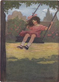 The swing by Maria Kirk