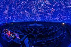 Le Planétarium Rio Tinto Alcan | CHEZ SOI © TVA Publications | Photo: Stéphane Brügger #deco #inspiration #prix #design #planetarium #urbain #montreal #moderne