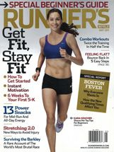 0978a7cbdd Runner s World Magazine - June