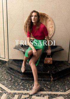 Trussardi S/S 2017 Campaign (Trussardi)