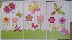 decoracion de cuartos para bebes - Buscar con Google Felt Quiet Books, Baby Kit, Art N Craft, Paper Piecing, Nursery Art, Picture Wall, Crafts For Kids, Lily, Baby Shower