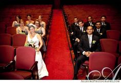 Before The Ceremony Theatre Weddingwedding