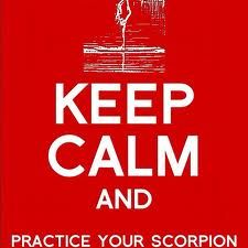 I have cheered for 3 years and have yet to fully learned how to do a scorpion