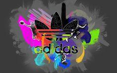 Colorful Adidas HD Wallpaper | 999HDWallpaper