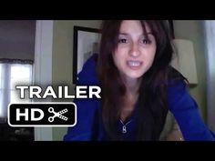 The Den Official Trailer #1 (2014) - Melanie Papalia Horror Movie HD - YouTube