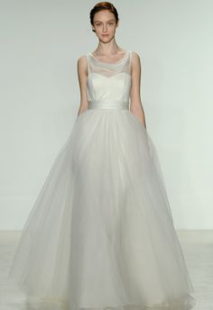 Christos Spring 2014 Wedding Dresses | The Knot Blog – Wedding Dresses, Shoes, & Hairstyle News & Ideas