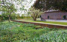 buro harro / preserve kolk stein particuliere tuin, terwolde