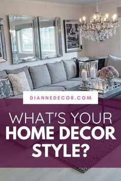 What's your home decor style? Take look at the characteristics of 6 different interior trends to help you choose your home decor style.    #homedecorstyles #decoratingstyles #interiordesignstyles #interiordecorating #interiorstyles Decorating Tips, Interior Decorating, Interior Design, Home Decor Styles, Luxury Home Decor, Luxury Homes, Tiny Laundry Rooms, Indian House, Front Porch Design