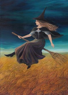 Barley Witch by Emily Balivet.