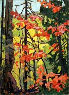 canadian artist   ... mcmichael canadian art collection artchive canadian group of seven