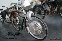 Nordap Hilfsmotor 50ccm  1951