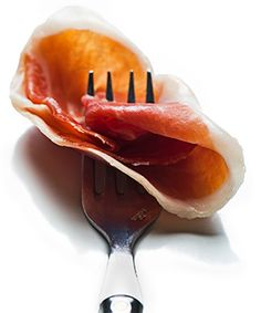 The superior cured ham from Edwards in Virginia is an essential component of your Southern Larder.