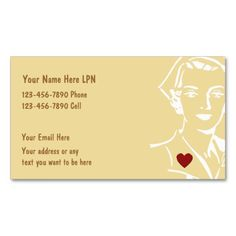 Textured registered nurse choose background color business card simple nurse business card colourmoves Choice Image