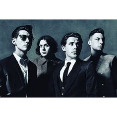 just_arctic_monkeys/2016/09/25 19:15:32/Arctic Monkeys. #them #love #arctic #monkeys #followformore #followback #blackandwhite #justarcticmonkeys #alexturner #arabella #doiwannaknow #lovethem #tunes #liketofollow