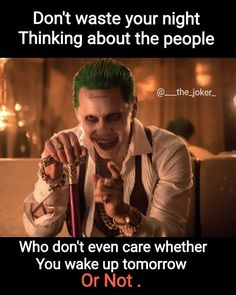 just think about yourself  please follow for more posts @___the_joker_  @___the_joker_ @___the_joker_  @___the_joker_  @___the_joker_  @___the_joker_ . . like comments  support  . . turn on post notification  . . #___the_joker_ #love #jokerquotes #harleyq